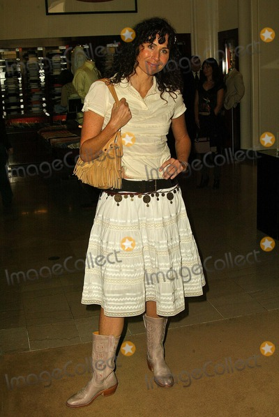 Ali Hewson Photo - Minnie Driver at the launch of Conscious Commerce Clothing featuring Edun contemporary fashions designed by Rogan Gregory in collaboration with Bono and wife Ali Hewson Saks Fifth Avenue Beverly Hills CA 03-25-05