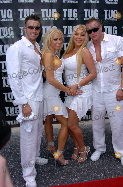 Ricardo Montalban Photo - Tawny Roberts and Mary Careyat the TUG  Universal Present the Ultimate All White Listening Party Ricardo Montalban Theatre Hollywood CA 05-06-05