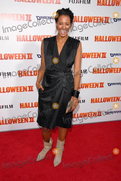ELLA THOMAS Photo - Ella Thomas at the Los Angeles Premiere of Halloween II Graumans Chinese Theatre Hollywood CA 08-24-09