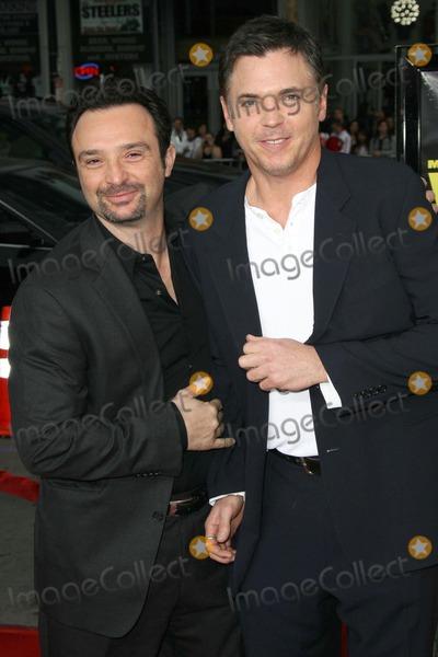 Nicholas Lea Photo - John Cassini and Nicholas Lea at the Los Angeles premiere of Vice Graumans Chinese Theatre Hollywood CA 05-07-08