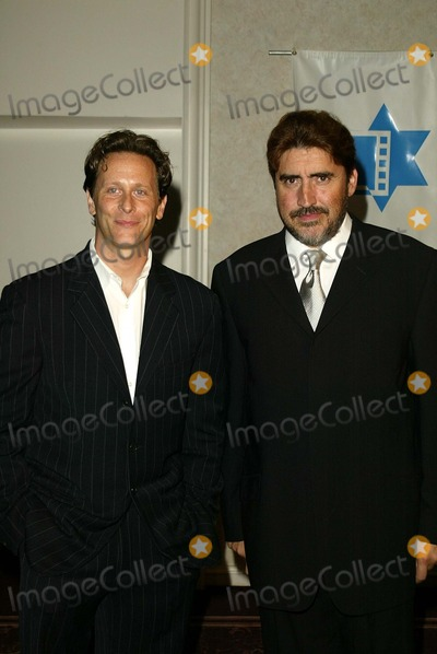 Alfred Molina Photo - Steven Weber and Alfred Molina at the 3rd Annual Jewish Image Awards in Film and Television Beverly Hilton Hotel Beverly Hills CA 09-22-03