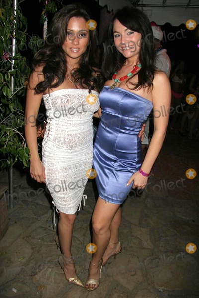 Lindsey Labrum Photo - Yvette Garcia and Lindsey Labrumat Kandyland An Evening of Decadent Dreams presented by the Karma Foundation Playboy Mansion Holmby Hills CA 06-03-06