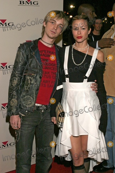 Alex Band Photo - Alex Band and Jennifer Sky at the 2004 BMG Grammy Party Avalon Hollywood CA 02-08-04
