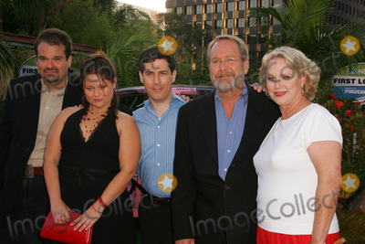 AMY HALLORAN Photo - Mel Rodriguez Amy Halloran Chris Parnell Martin Mull and Sharon GlessAt the NBC Summer 2005 TCA Party The Century Club Century City CA 07-25-05