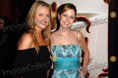 Tania Saulnier Photo - Tania Saulnier and Jenna Fischerat a special screening of Slither Vista Theatre Los Feliz CA 03-09-06