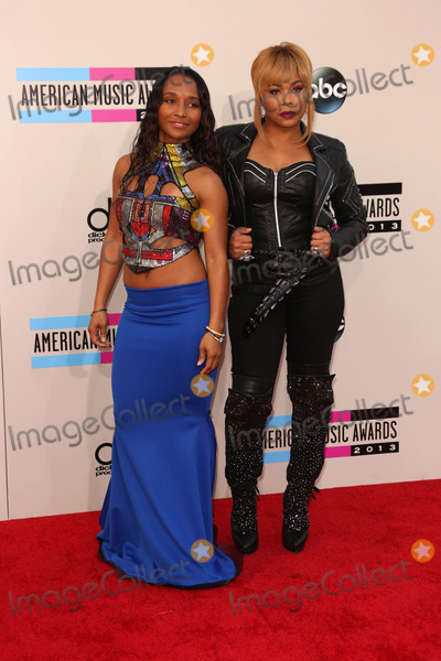 T-Boz Photo - Chilli T-Bozat The 2013 American Music Awards - Arrivals  Nokia Theater Los Angeles CA 11-24-13