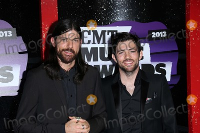 Scott Avett Photo - Scott Avett and Seth Avettat the 2013 CMT Music Awards Bridgestone Arena Nashville TN 06-05-13