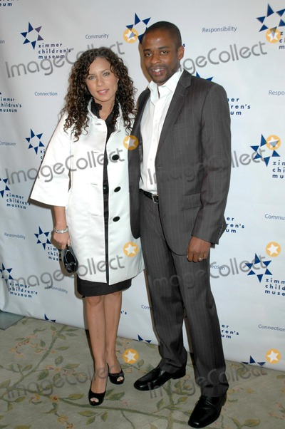 Nicole Lyn Photo - Nicole Lyn and Dule Hill at Zimmer Childrens Museums 8th Annual Discovery Award Dinner The Beverly Hills Hotel Beverly Hills CA 11-06-08