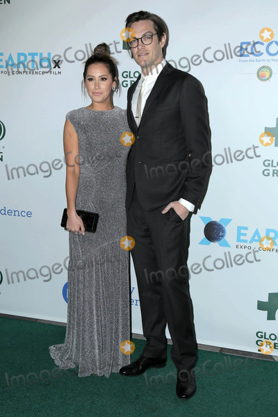 Christopher French Photo - Ashley Tisdale Christopher French at 15th annual Global Green Pre-Oscar Gala NeueHouse Los Angeles CA 02-28-18
