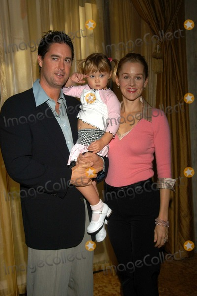 Ann Miller Photo - Penelope Ann Miller with husband and daughter at 5th Annual Lullabies and Luxuries Luncheon and Fashion Show Regent Beverly Wilshire Hotel Beverly Hills Calif 10-12-03