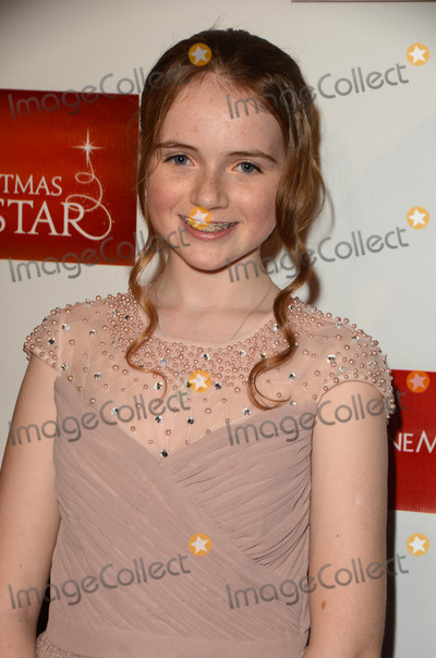 Alecoe Haughey Photo - Alecoe Haugheyat A Christmas Star Premiere TCL Chinese 6 Hollywood CA 12-10-15