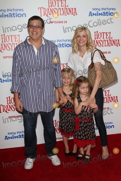 Allen Covert Photo - Allen Covertat the Hotel Transylvania Los Angeles Premiere Pacific Theatres  Los Angeles CA 09--22-12