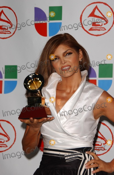 Ana Barbara Photo - Ana Barbarain the Press Room at the 6th Annual Latin Grammy Awards Shrine Auditorium Los Angeles CA 11-03-05