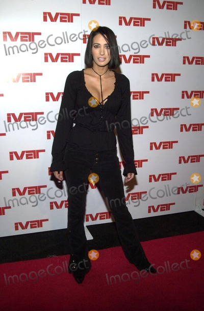 Amy Weber Photo - Amy Weber at the Grand Opening of the new nightclub IVAR Hollywood CA 09-27-02