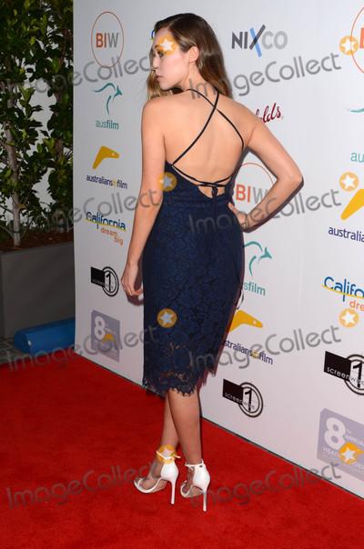 Alycia Debnam-Carey Photo - Alycia Debnam Careyat the 2016 Australians In Film Heath Ledger Scholarship Dinner Mr C Beverly Hills CA 06-01-16