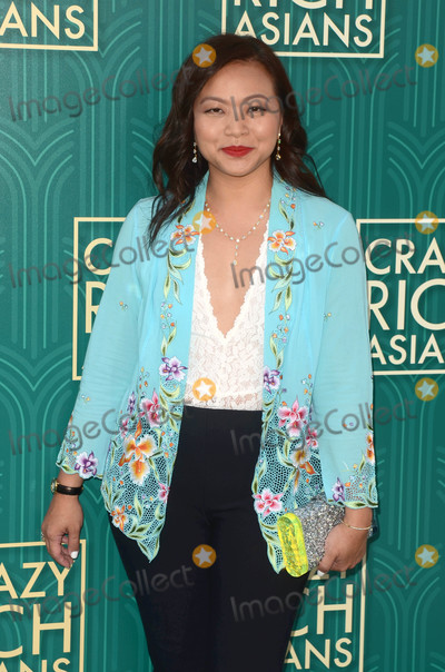 Adele Photo - Adele Limat the Crazy Rich Asians Premiere TCL Chinese Theater Hollywood CA 08-07-18