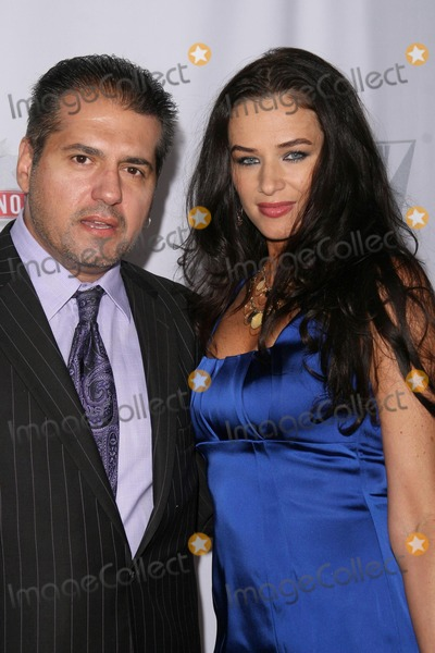 AJ Benza Photo - AJ Benza and wife Virginia at the Fox Reality Channel Awards Avalon Hollywood Hollywood CA 09-24-08