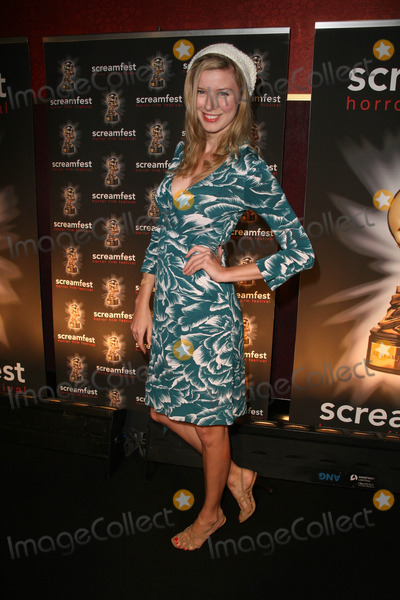 Andrea Harrison Photo - Andrea Harrison at a screening of A Way With Murder at Screamfest Chinese 6 Hollywood CA 10-15-10