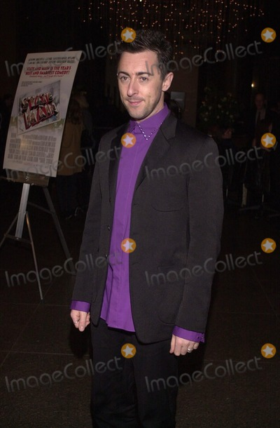 Alan Cumming Photo -  Alan Cummings at the premiere of Fine Line Features State And Main in Hollywood 12-18-00