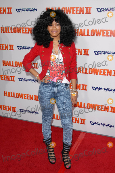 Tiana Taylor Photo - Tiana Taylorat the Los Angeles Premiere of Halloween II Graumans Chinese Theatre Hollywood CA 08-24-09