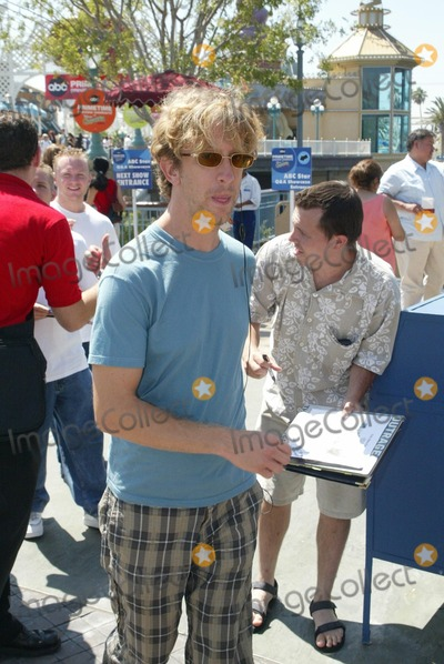 Andy Dick Photo - Andy Dick at the first day of the ABC Primetime Preview Weekend at Disneys California Adventure Anaheim CA 08-24-02