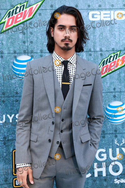 Avan Jogia Photo - Avan Jogiaat the Guys Choice Awards 2015 Sony Studios Culver City CA 06-06-15