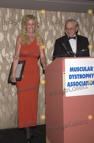 Erin Brockovich-Ellis Photo -  Erin Brockovich-Ellis and Ed Masry at the Night Under The Stars Dinner-Dance to raise money for MS Beverly Hills 04-29-00