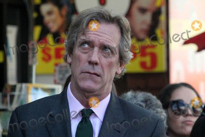 Hugh Laurie Photo - Hugh Laurieat the Hugh Laurie Star on the Hollywood Walk of Fame Ceremony Hollywood CA 10-25-16