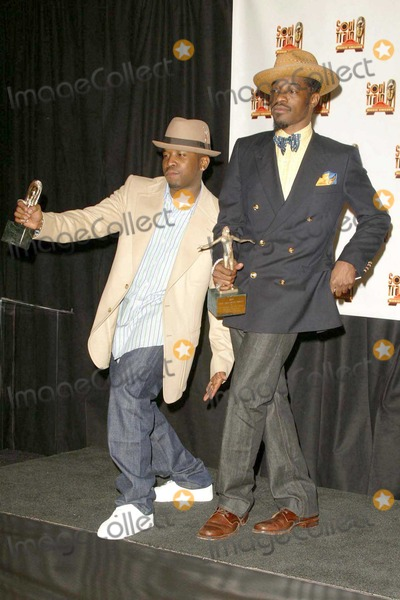 Andre 3000 Photo - Big Boi and Andre 3000 of OutKast at the 18th Annual Soul Train Awards in the International Cultural Center Los Angeles CA 03-20-04