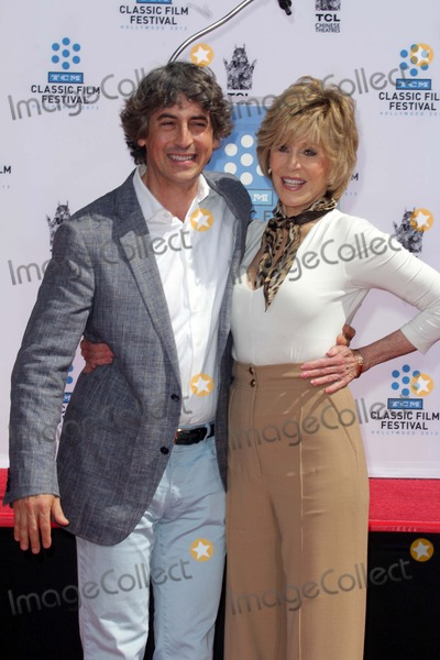 Alexander Payne Photo - Alexander Payne Jane Fondaat the Jane Fonda Hand And Foot Print Ceremony as part of the 2013 TCM Classic Film Festival TCL Chinese Theater Hollywood CA 04-27-13