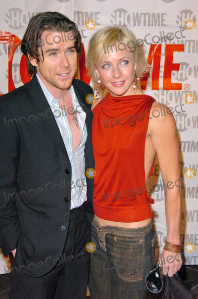 Christiane Campbell Photo - Christian Campbell and date Nicole at the Screening Premiere for the 2nd Season of Showtimes The L Word at the Directors Guild of America Los Angeles CA 02-16-05