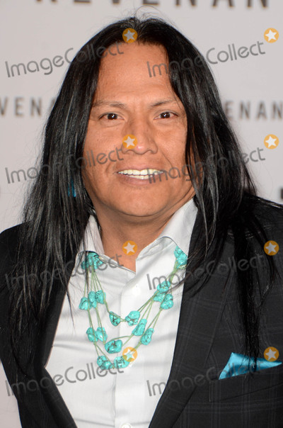 Arthur Redcloud Photo - Arthur Redcloudat The Revenant Los Angeles Premiere TCL Chinese Theater Hollywood CA 12-16-15