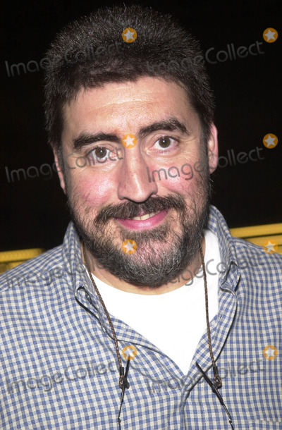 Alfred Molina Photo -  ALFRED MOLINA at the 2nd Annual KOREH LA Read-In at the Los Angeles Public Library 09-07-01