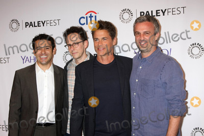 Andrew Mogel Photo - Fred Savage Jarrad Paul Rob Lowe Andrew Mogelat the PaleyFest 2015 Fall TV Preview - FOX Paley Center For Media Beverly Hills CA 09-15-15