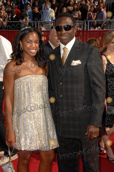 Avery Johnson Photo - Avery Johnson and wife Cassandra at the 2008 ESPY Awards Nokia Theatre Los Angeles CA 07-16-08