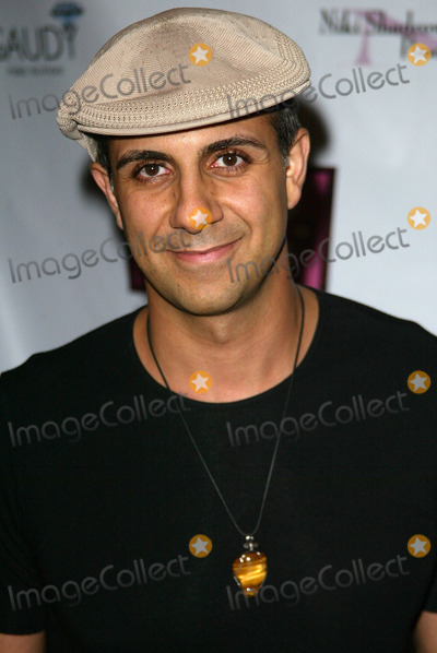 Anthony Azizi Photo - Anthony AziziAt the Meghan Fashion Week Wrap Party Cabana Club Hollywood CA 10-21-05