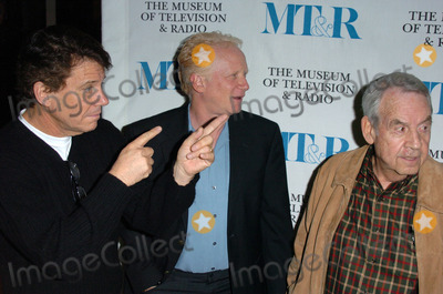 Anson Williams Photo - Anson Williams Don Most and Tom Bosley at the Happy Days 30th Anniversary Reunion at the Museum of Television  Radio Beverly Hills CA 01-27-05