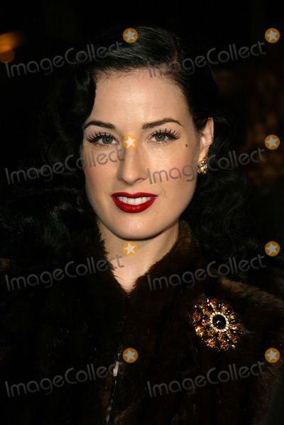 Herb Ritts Photo - Dita Von Teese at the 2005 Rodeo Drive Walk of Style Awards honoring Herb Ritts and Mario Testino Rodeo Drive Beverly Hills CA 03-20-05