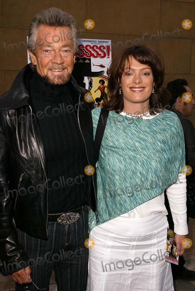 Stephen JCannell Photo - Stephen J Cannell and daughter Tawnia at the premiere of the Sony Pictures Classics Baadasssss at the Egyptian Theater Hollywood CA 05-25-04