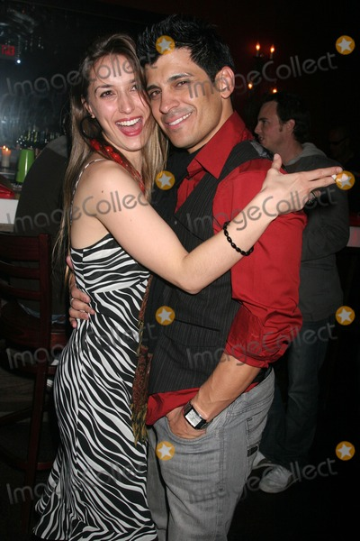 Antonio Rufino Photo - Ariana Moini and Antonio Rufino at the grand opening of Hadaka Sushi Restaurant And Lounge sponsored by Trump Vodka Hadaka Sushi West Hollywood CA 02-12-08
