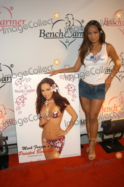 Flo Jalin Photo - Flo Jalin at The Launch Party For Bench Warmer Trading Cards White Lotus Hollywood Calif 07-02-03