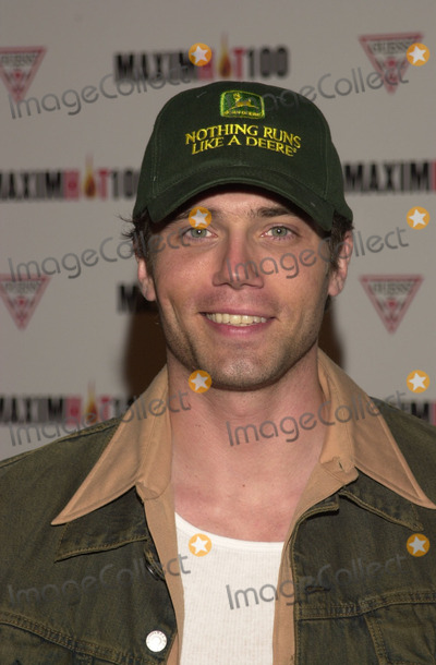 Anson Mount Photo - Anson Mount at the Maxim Hot 100 party held at Yamashiro Hollywood 04-25-02