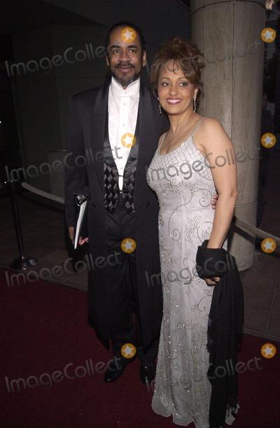 Tim Reid Photo -  Tim Reid and Daphne Maxwell Reid at the Movieguide Awards Universal City 03-16-00