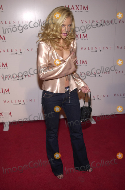 Jessica Cauffiel Photo - Jessica Cauffiel at the Valentine Premiere afterparty thrown by Maxim Magazine American Legion Hall Hollywood 02-01-01