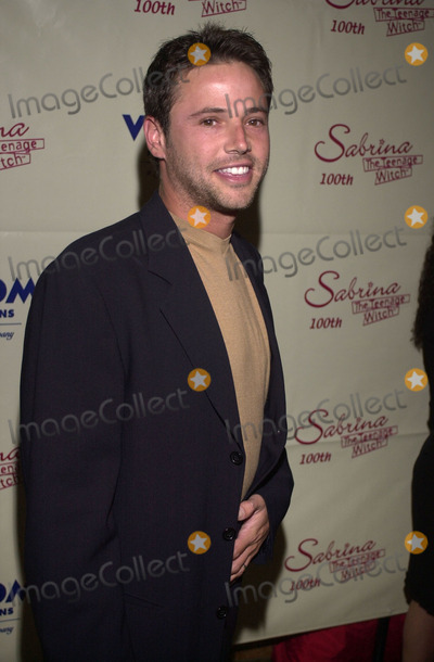 David Lascher Photo -  David Lascher at the party to celebrate the 100th episode of Sabrina the Teenage Witch in Hollywood 10-23-00