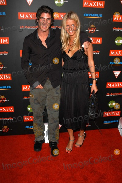 Nicky Hilton Photo - Brandon Davis and Nicky Hilton at the 2003 Maxim Hot 100 Party Private Location Hollywood CA 06-11-03