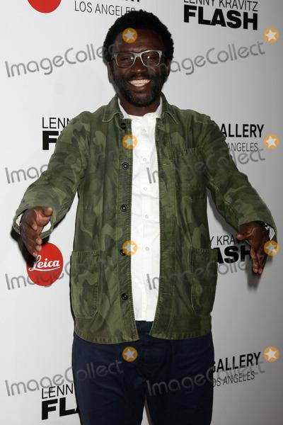 Tony Okungbowa Photo - Tony Okungbowaat the Lenny Kravitz Flash Photo Exhibit Launch Leica Gallery Los Angeles CA 03-05-15
