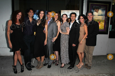 Betsy Russell Photo - Shari Shaw Vincent Spano Claudia Eva-Marie Graf John Colella  Stefanie Fredricks Andy Hirsch Betsy Russell Rick Shawat the Fort McCoy Premiere Music Hall Theater Beverly Hills CA 08-15-14