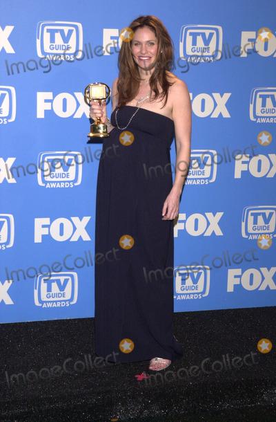 Amy Brenneman Photo -  Amy Brenneman at the 2001 TV Guide Awards Shrine Auditorium 02-24-01