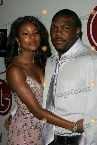 Gabrielle Union Photo - Gabrielle Union and Chris Howardat the LG Mobile Phones Post-BET Party Forbidden City Hollywood CA 06-28-05